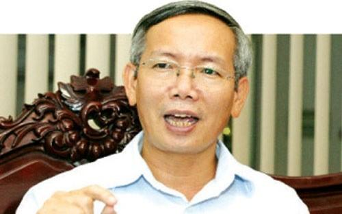 Ông Trương Phú Chiến, Tổng giám đốc Công ty Bibica