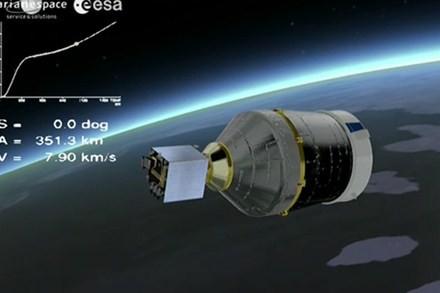 Ngoài vệ tinh VNREDSat-1 của Việt Nam, tên lửa VEGA còn mang theo một vệ tinh nhỏ khác mang tên PROBA-V do các Cty Bỉ sản xuất.
