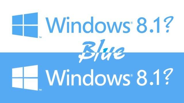 Windows 8.1 còn có tên gọi là Windows Blue