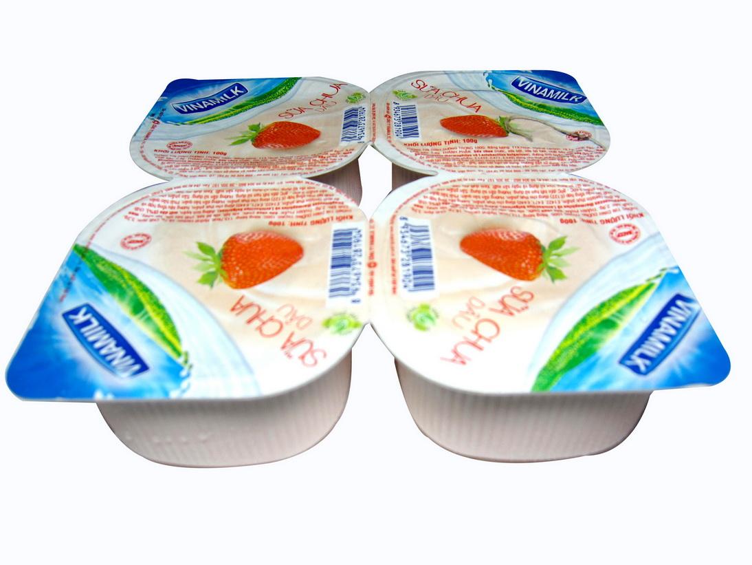 Các sản phẩm của Vinamilk luôn có thông tin nhãn mác rõ ràng. Ảnh: Q. T