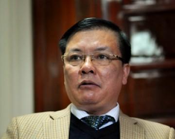 Ông Đinh Tiến Dũng được cho là sẽ thay thế Bộ trưởng Tài chính Vương Đình Huệ.