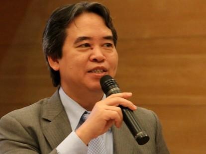 Thống đốc Nguyễn Văn Bình. Ảnh: Việt Hưng