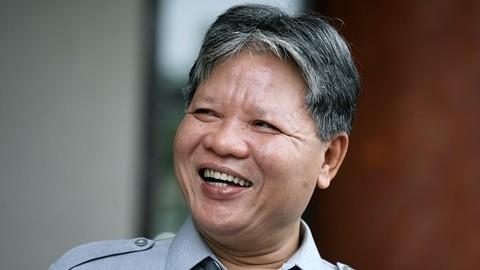 Bộ trưởng Hà Hùng Cường