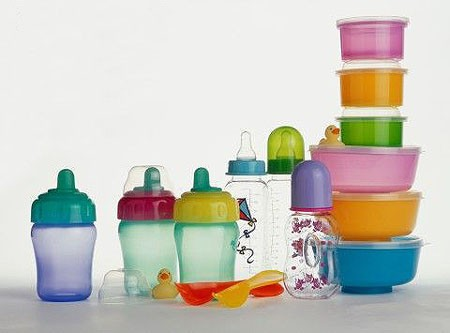 Hóa chất BPA được ứng dụng rỗng rãi trong các sản phẩm nhựa