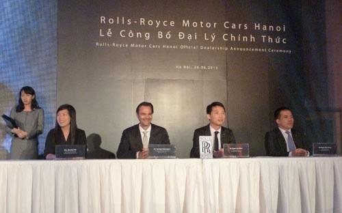 Rolls-Royce chỉ định Regal Motor Cars là đại diện chính thức của hãng tại Việt Nam