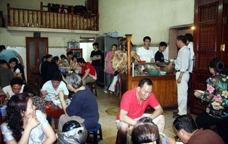Người Hà Nội sẽ có phố ẩm thực