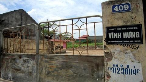 Vĩnh Hưng, Bảo Việt Bank, 400 tỷ, Chủ tịch Vina Megastar, 409 Lĩnh Nam, bắt