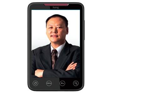 """Ông Peter Chou, Tổng giám đốc HTC: """"Có nhiều tin đồn cho rằng tôi sẽ từ chức, nhưng tôi chưa bao giờ nói thế! Và tôi sẽ không từ chức""""."""