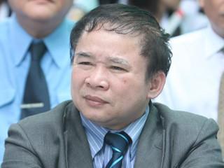 GS Bùi Văn Ga bảo vệ thành công tiến sĩ khoa học ở Pháp. Ảnh: Đào Ngọc Thạch.