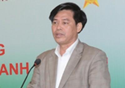 Ông Nguyễn Thanh Tân Nguyên tổng giám đốc Ngân hàng Agribank (ảnh: interrnet)