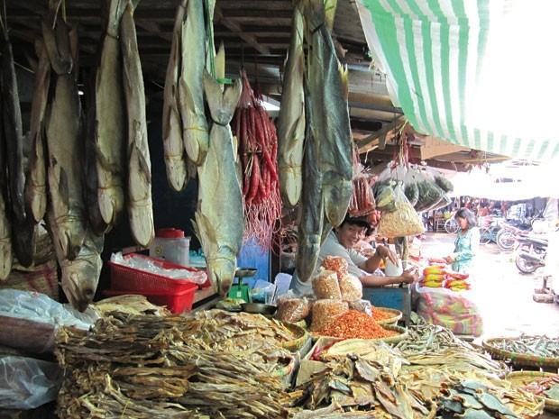 cá, bẩn, nhiễm độc