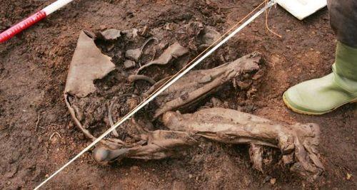 Xác ướp đầm lầy lâu đời nhất thế giới.