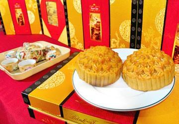 Thị trường bánh Trung thu sôi động và đầy hứa hẹn một mùa phát đạt.