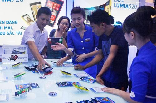 Nhiều người dùng tại Việt Nam sẵn sàng