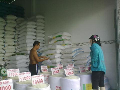 Gạo bán lẻ không bị kiểm soát về chất lượng, ATTP