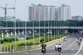 Chuẩn bị các phương án thu phí và áp dụng giao thông thông minh trên Đại lộ Thăng Long. Ảnh minh họa
