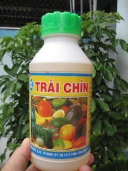 """""""Thúc chín tố"""" made in VN của Cty TNHH sinh học HPH (Q12,TPHCM) núp bóng là """"phân bón lá"""