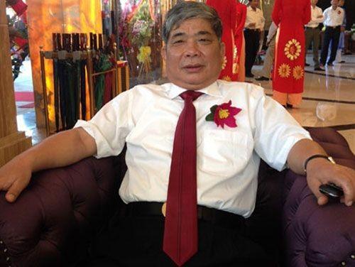 Ông chủ của Công ty Xây dựng số 1 Lai Châu