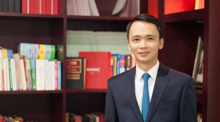 Ông Trịnh Văn Quyết, Chủ tịch tập đoàn FLC