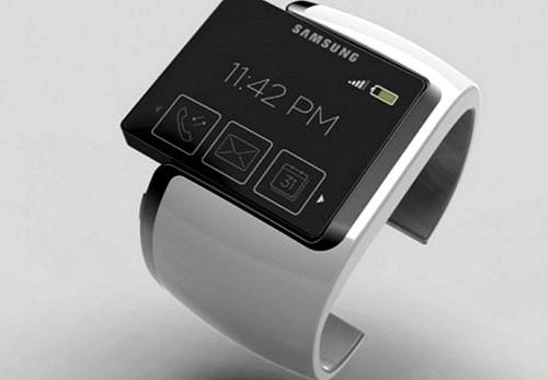 Galaxy Gear được xác nhận ra mắt vào ngày 4.9 tới - Ảnh: PhoneArena