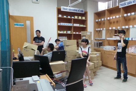 Những người Trung Quốc khác bị tạm giữ