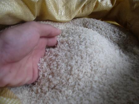 Cho đến nay vẫn chưa phát hiện gạo có hoá chất trên thị trường.