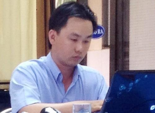 Kế toán Lâm Minh Mẫn bị cho là đã lập hồ sơ khống để đại gia thủy sản Phương Nam vay nhiều tiền dưới thời điều hành của Chủ tịch HĐQT Lâm Ngọc Khuân