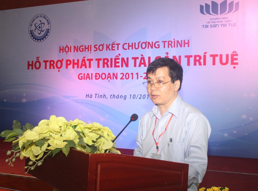 Cục trưởng cục SHTT Việt Nam