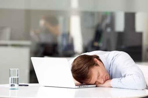 Ngủ trưa quá 40 phút có hại cho tim