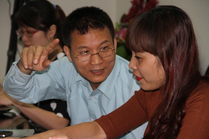 Ông Vũ Xuân Thủy - Giám đốc Văn phòng Công nhận BoA