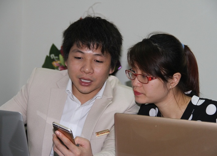 Ông Vũ Thế Tuấn - Chủ tịch HĐQT Công ty CP iCheck