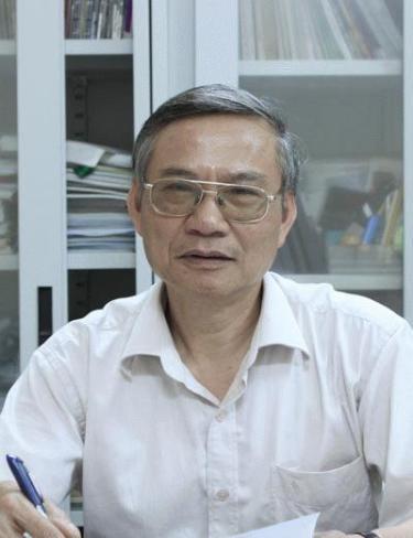 Tiến sĩ Lê Văn Hồng - Chuyên gia cao cấp về năng lượng nguyên tử, nguyên Phó Viện trưởng Viện Năng lượng nguyên tử Việt Nam