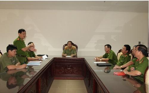 Đại tướng Trần Đại Quang chỉ đạo tập trung phá vụ án thảm sát ở Nghệ An