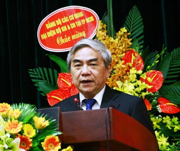 Trong 2 ngày 28 -27/8, tại Hà Nội đã diễn ra Đại hội đại biểu Đảng bộ Bộ KH&CN lần thứ XXII, nhiệm kỳ 2015-2020