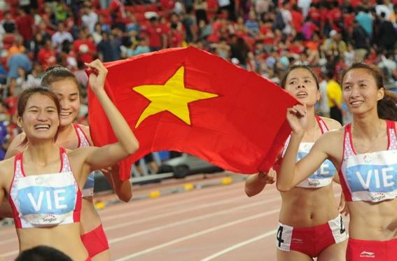 Hậu Sea Games 28, thể thao Việt Nam đã sẵn sàng cho Olympic
