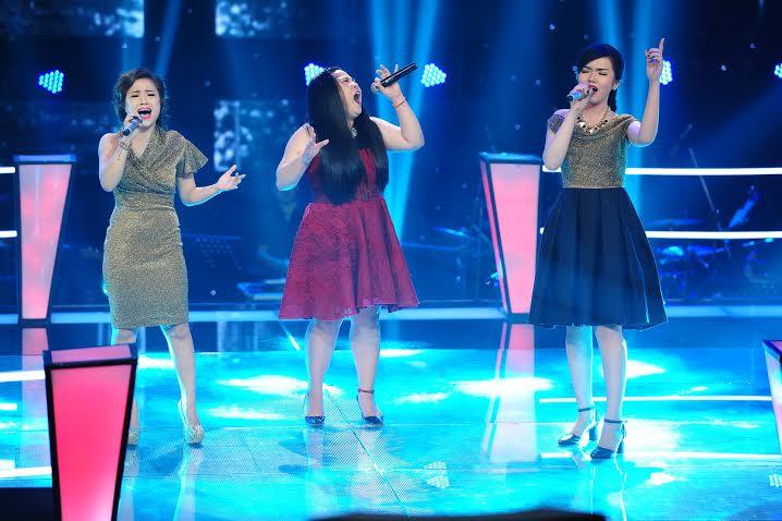 Giọng hát Việt 2015: Vòng đối đầu gương mặt nào được chọn?