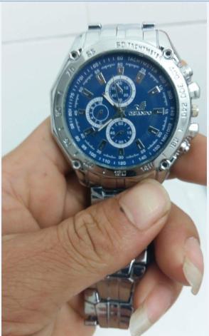 Vụ mua đồng hồ Rolex được Riando