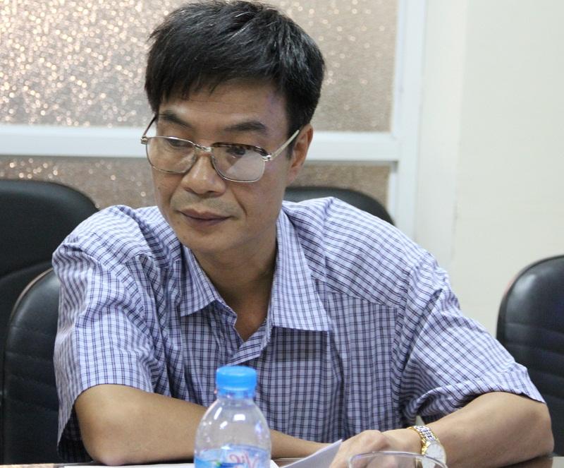 Ông Nguyễn Ngọc Ninh - Phó TGĐ Công ty CP Miza
