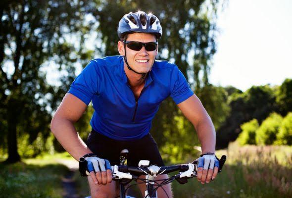 Nam giới chạy xe tỉ lệ bị thương cao gấp ba lần so với nữ giới