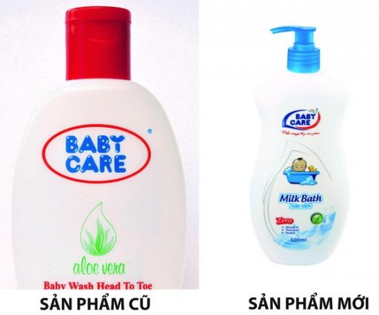 Đình chỉ lưu hành hai loại mỹ phẩm Baby Care của Công ty Việt Úc