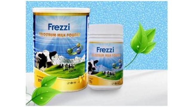 Sữa nhập khẩu Frezzi cũng bị nghi làm giả (Ảnh minh họa)
