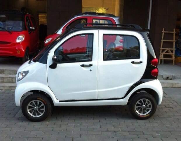Ô tô điện mini: Cẩn thận thành xe 'rác'