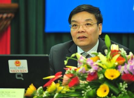 Thứ trưởng Bộ KH&CN Chu Ngọc Anh trúng cử Ban Chấp hành Trung ương khóa 12