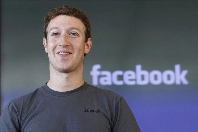 1. Mark Zuckerberg  Công ty: Facebook Lĩnh vực: Mạng xã hội Tỷ lệ ủng hộ năm 2013: 99% Tỷ lệ ủng hộ năm 2012: 85% Tăng/giảm tỷ lệ ủng hộ so với năm trước: +14%
