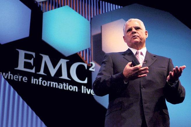 7. Joe Tucci  Công ty: EMC Lĩnh vực: Phần mềm và phần cứng Tỷ lệ ủng hộ năm 2013: 96% Tỷ lệ ủng hộ năm 2012: 87% Tăng/giảm tỷ lệ ủng hộ so với năm trước: +9%