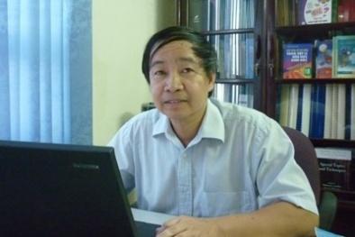 Thầy Bùi Việt Hà từng học chuyên Chu Văn An, Hà Nội.