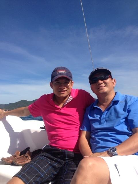 Trải nghiệm thuyền buồm tuyệt vời trên vịnh Nha Trang - Ảnh 2