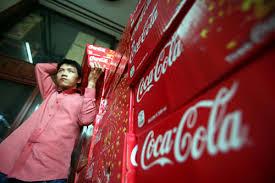 Coca Cola chuyen gia ra nuoc ngoai