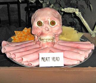 Món ăn kinh dị của ngày Halloween