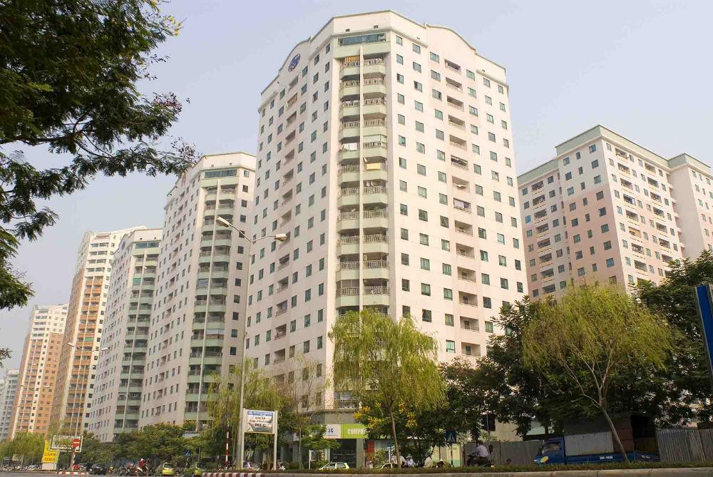 Nhiều khu chung cư giảm giá, ế khách mua